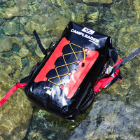 Outdoor shoulder full waterproof backpack bag River rafting snorkeling 35L Outdoor sports equipments River Trekking Bags