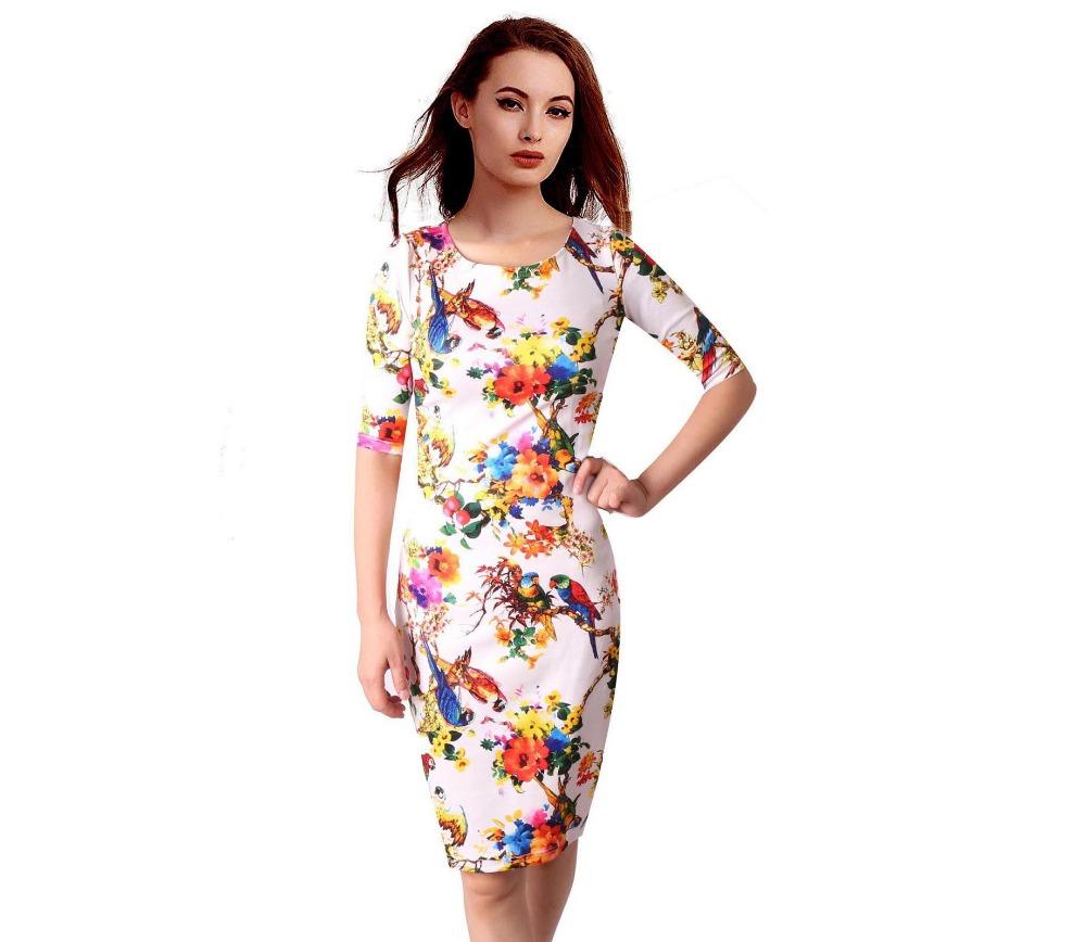 HTB1z2ZhSFXXXXbdXpXXq6xXFXXXS - FREE SHIPPING Women Dress Floral Print JKP199