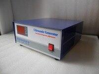 50 KHZ 1200 W ultra-sônica de Alta Freqüência do Gerador  gerador piezoelétrico ultra-sônica de 50 khz