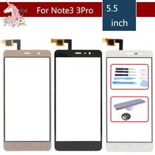 10pcs/lot TouchScreen For Xiaomi Redmi Note 3 150mm Pro Note3 Pro 152mm Touch Screen Digitizer Touch Panel Sensor Front Glass bqtparts wholesale touchscreen for apple ipad pro 9 7 touch panel glass sensor screen digitizer black