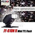 Viltrox d90 d7000 jy-610n ii mini ttl luz de flash portátil universal jy610n ii speedlite de la cámara para canon nikon pentax sonny