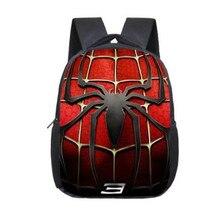 SpiderMan Bag Casual Children School Bags Mochila Infantil 1