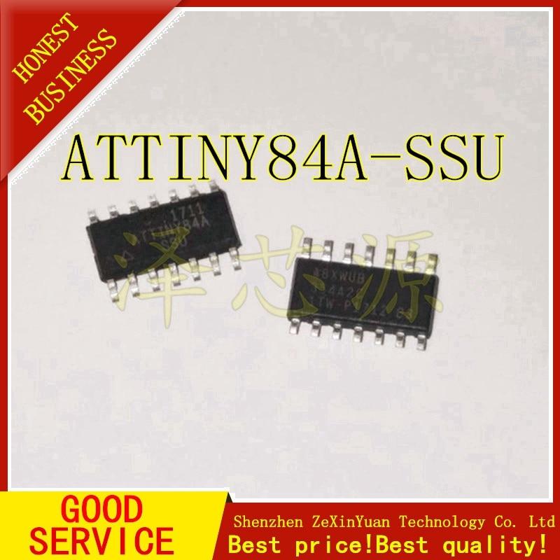10PCS/LOT ATTINY84A-SSU ATTINY84A-U ATTINY84A ATTINY84 SOP-14 IC10PCS/LOT ATTINY84A-SSU ATTINY84A-U ATTINY84A ATTINY84 SOP-14 IC