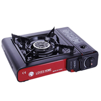 Outdoor Portable Cassette Gas Stove Gas Stove Windproof Wild Gas For Camping Hiking Travel