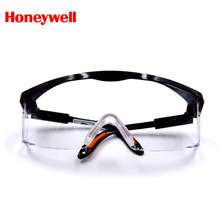 Honeywell Safety Goggles Protective Glasses PC Lens Anti-Impact Anti-Splashing Dustproof Labor Working Riding Protection Eyewear