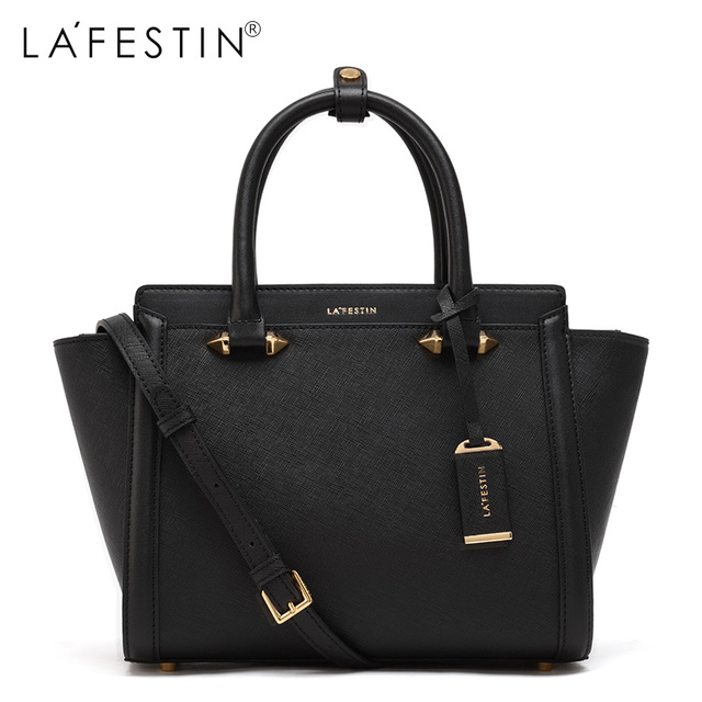 Aliexpress.com : Buy LAFESTIN Famous Handbags Women Designer Real ...