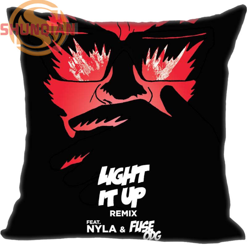 US $3 56 19% OFF|New Nice Major Lazer Pillowcase Wedding Decorative Pillow  Case Customize Gift For Pillow Cover A311&101-in Pillow Case from Home &