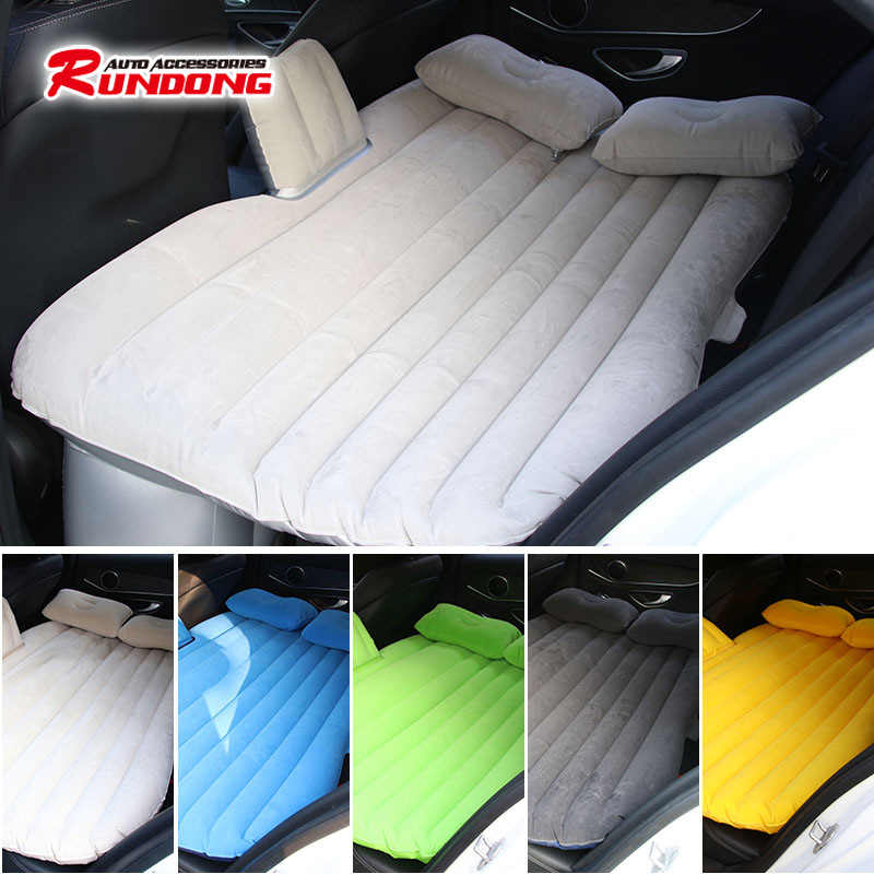 Beds Self-driving Tours Car Bed Inflatable Mattress-seat Universal Suv Extended Air Couch Car Inflatable Bed