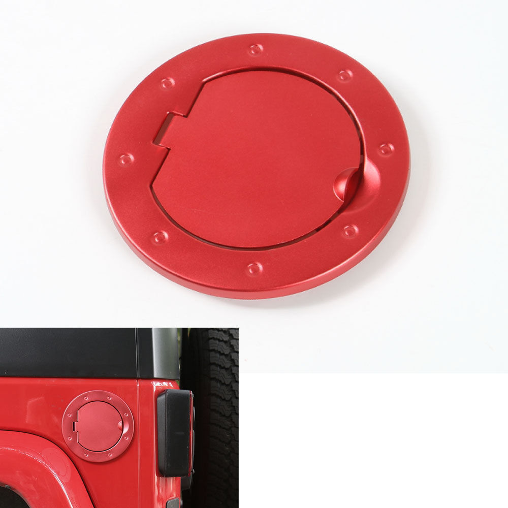 Jeep Lj For Sale >> Car Fuel Filler Door Gas Cap Petro Cover Trim For Jeep ...