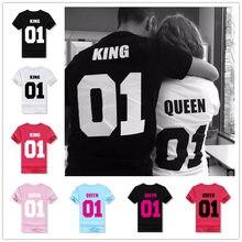 Camisetas De Rey Y Reina a un precio increíble – Llévate