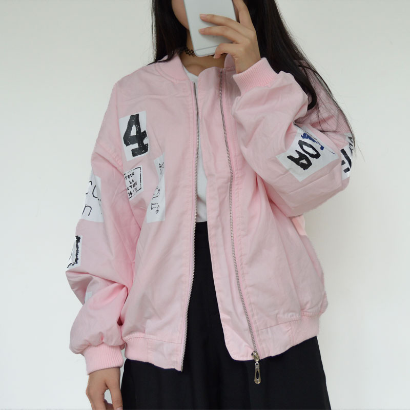 Popular Light Pink Jacket-Buy Cheap Light Pink Jacket lots from ...