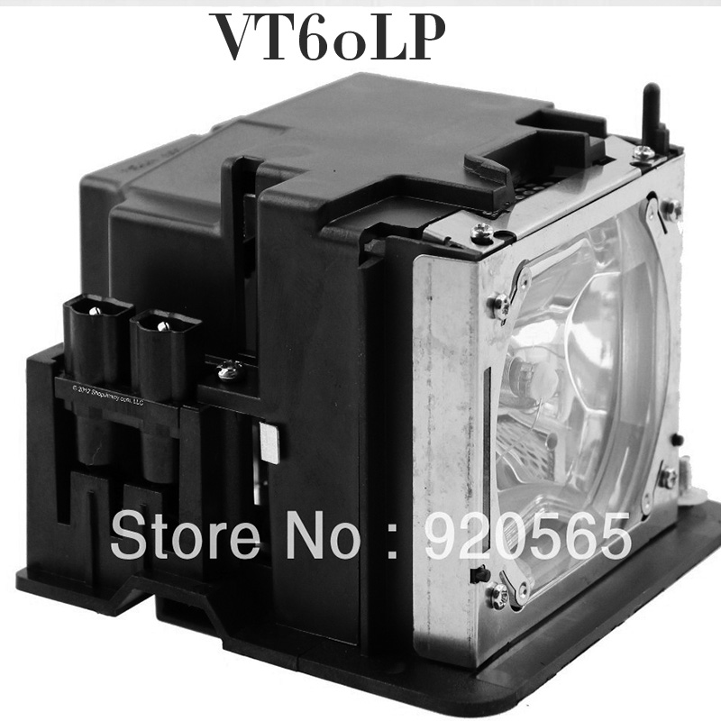Replacement Projector bulb/Lamp With Housing VT60LP For VT460 / VT460K / VT465 / VT475 / VT560 / VT660 replacement projector lamp with housing vt70lp 50025479 for nec vt46 vt46ru vt460 vt460k vt465 vt475 vt560 vt660