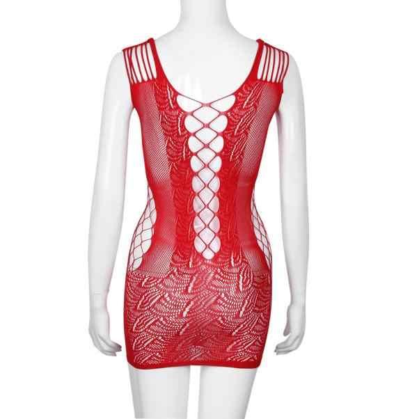 2019 セクシーな女性ランジェリーレースベビードールドレス下着パジャマシュミーズドレス最高品質のファッションパジャマ