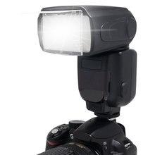 Triopo TR-950 Вспышка Speedlite для Canon Nikon Камеры 6D 60D 70D 550D D3100 D7100 D800 D750 D600 D90 D70 D60