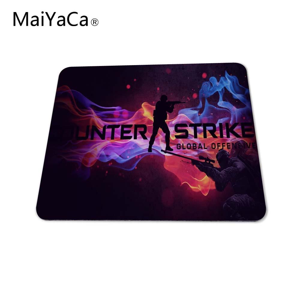 MaiYaCa Հարթ մկնիկի պահոց CS Go Customized Unique - Համակարգչային արտաքին սարքեր - Լուսանկար 3