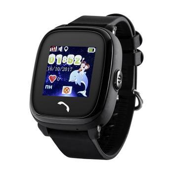 Wonlex GW400S Astuto Della Vigilanza Water Resistant IP67 I Bambini GSM GPRS Localizzatore Tracker Anti-Perso Touch Screen Per Bambini Unisex GPS APP Orologio