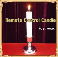 New Arrivals Remote Control Candle Stage Magic Trick Mentalism Magic Classic Fun Party Trick Illusion Magia