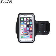 4.7 5.5 inch Phone Armband Sport Running Arm Case For iPhone 6 7 8 6S Plus For Samsung S6 S7 Edge S8 Plus Pouch