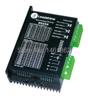 ND556 2 phase stepper motor driver stepping motor controller microstep resolution 128 voltage 24 50 VDC Max current 5.6A