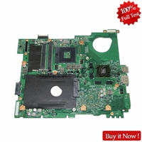 0MWXPK MWXPK Laptop Motherboard For Dell Inspiron 15R N5110 Main Board NVIDIA Geforce 1GB DDR3 HM67