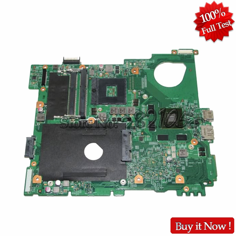NOKOTION NOKOTION 0MWXPK MWXPK Laptop motherboard for Dell Inspiron 15R N5110 Main Board 1GB DDR3 HM67 адаптер dell 540 bbds i350 qp 1gb full height