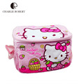 2015 Hot Insulation Bottle Bag Pink Hello Kitty Thermal Character Tote Thermos Baby Bottle skip zoo Bag Children bag HK391