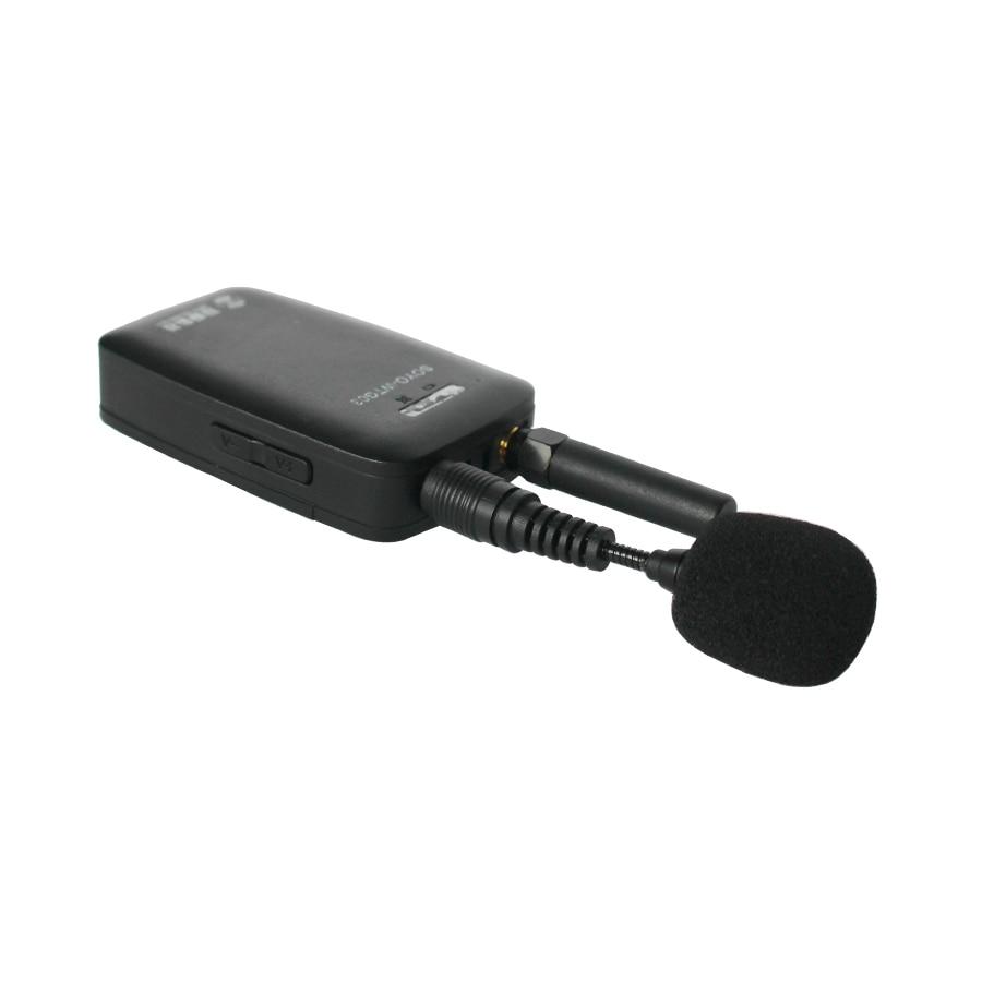 TP-WIRELESS 2.4GHz Sistemi i klasës së folësit Mësimdhënia e - Audio dhe video portative - Foto 4