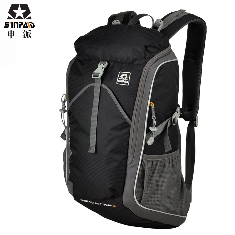 Sinpaid Riding Backpack Large Capacity Waterproof Outside
