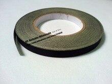 (9mm*30M) Black Cloth Black Glue, Adhesive Acetate Tape Insulating for Laptop, GPS, Tablet, Phone Repair