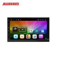 Marubox Универсальный 2 Din Android 8,1 Octa Core 7 ips автомобильный мультимедийный плеер gps Навигация стерео радио интеллектуальные Системы 705DT8