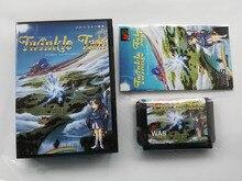 MD Game : Twinkle Tale ( Japan Version!! box+manual+cartridge!! )