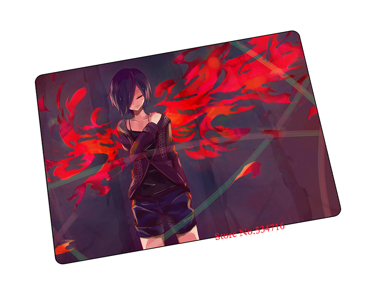 hot anime art Tokyo Ghoul mouse pad gaming mousepad