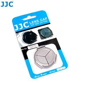 Image 5 - JJC Camera Silver Open Close Automatic  Self Retaining Protector Auto Lens Cap for PANASONIC DMC LX5 & Leica D Lux5 (silver)