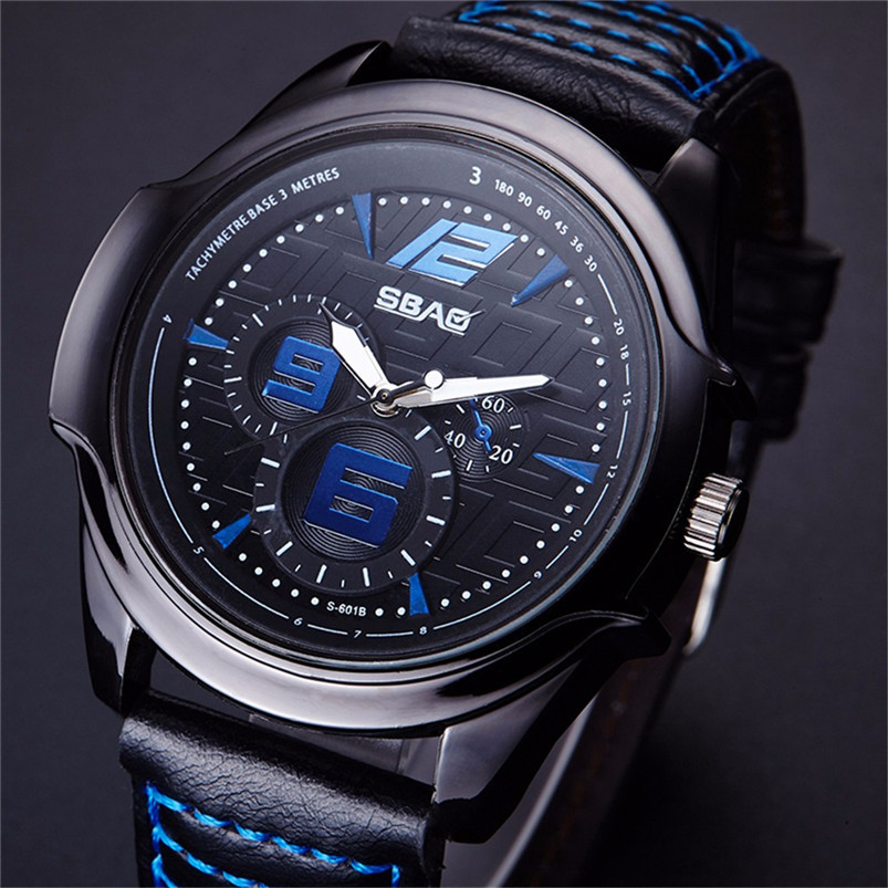 Men Quartz 2017 High Quality Luxury Fashion SBAO Simple Fashion Wrist Watch Men Top Brand Luxury Famous Male Clock Hot Sale baosaili fashion wrist watch men watches brand luxury famous male clock women unisex simple classic quartz leather watch bs996