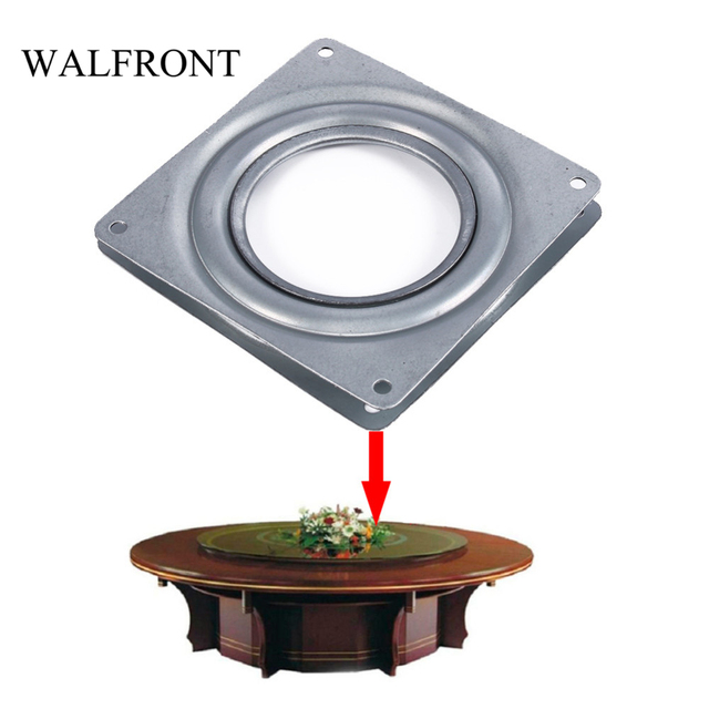 New Lazy Susan Dining Table Turntable Hotel Home Improvement