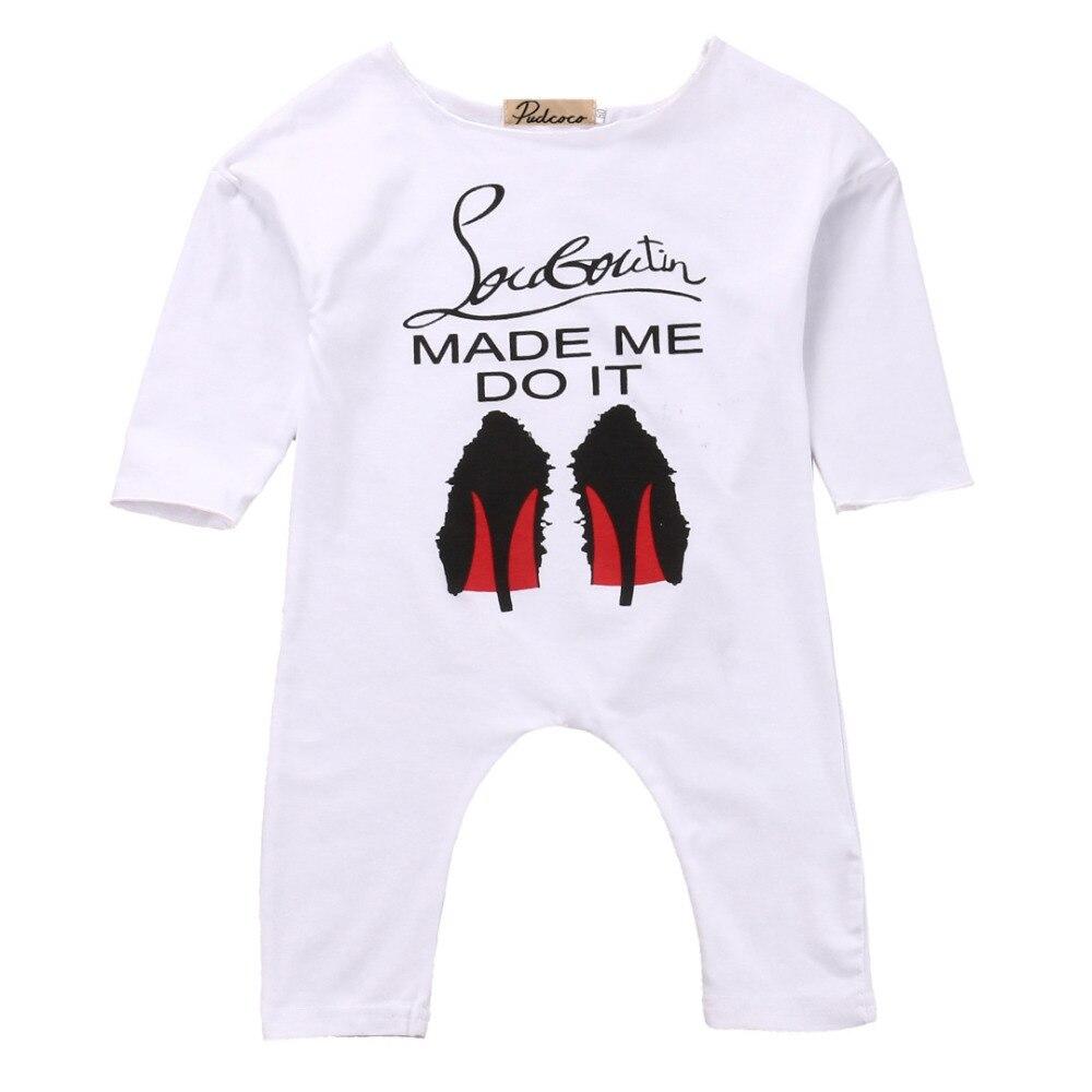 Őszi tavaszi aranyos újszülött lányok ruhák hosszú ujjú cipő - Bébi ruházat