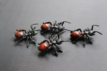 mini PVC figure Doll simulation insects 10pcs/set