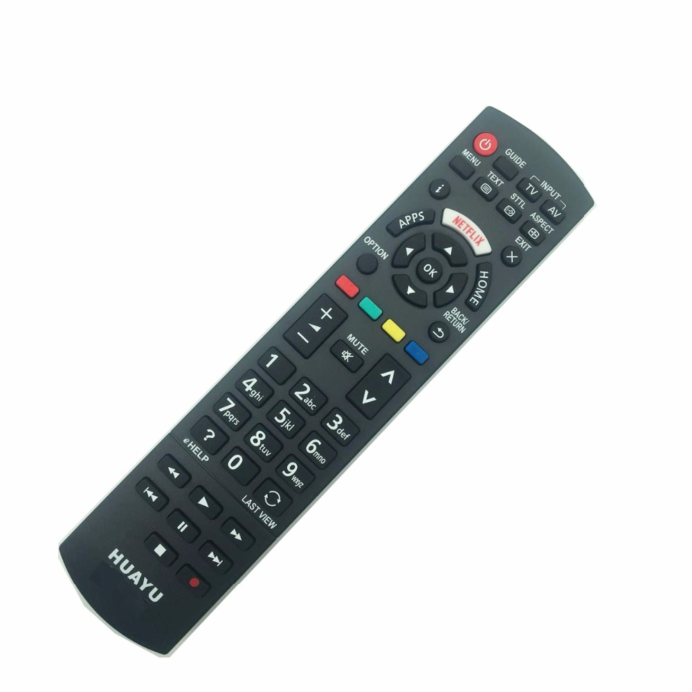 Remote Control for Panasonic TV TZZ00000007A TZZ00000009A TNQ-10448 TNQ-10449 TNQ-10481 TNQ4G0402 TNQ4G0403 TNQE007 TNQE008