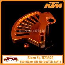Заготовка Тормоза Передние Дисковые Ротора Гвардии Обложка Протектор Защита Для KTM SX SXF XCW MXC XC XCF EXC EXCR EXCF XCRW 125-540CC