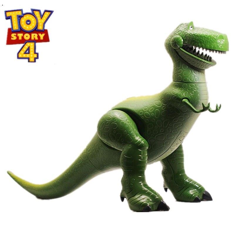 Disney Toy Story 4 tiens le dragon jouet dinosaure vocal Pixar personnage animé action modèle cadeau d'anniversaire pour les enfants