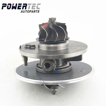 for BMW 730D E65 160 Kw 218 HP M57N 6 Zyl Balanced new turbo core auto