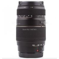 AF 70-300 мм F4-5.6 Di LD макро телеобъектив для Nikon D3300 D5200 D5300 D5500 D90 D60 D40X D3200 D3400 SLR (для Tamron A17)