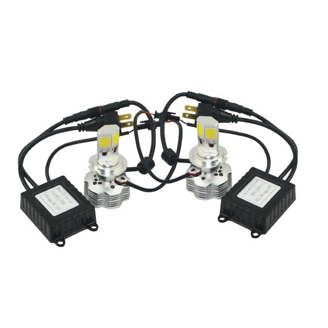 Online Shop Px26d H7 Car 110w 12000lm 6000k White Led Headlight