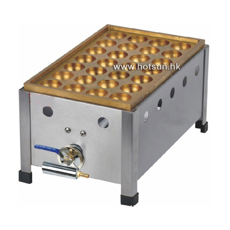 Commercial Nonstick LPG Gas Japanese Takoyaki Octopus Fish Ball Grill Baker Machine commercial use non stick lpg gas japanese takoyaki octopus fish ball maker iron baker machine page 9