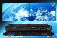 8X8 HDMI матричный коммутатор 1080 P 3D 4 К к К * 2 Blu Ray видео дисплей авто петля RS232 ИК дистанционное управление 1U