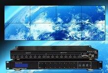 Professional 8X8 HDMI Matrix Switch Switcher 1080P 3D 4K*2K Blu-ray Video Display Auto Loop RS232 IR Remote Control 1U