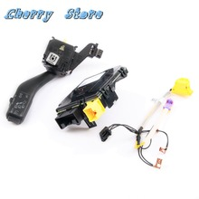 Cruise Set MFSW MF Steering Wheel Module & Switch For VW Jetta Golf GTI MK5 MK6 1K0 953 549 CH / CD / CC / BK,5K0 971 584 C /A oem black battery tray mount bracket for vw golf gti jetta mk5 mk6 tiguan eos passat b6 1k0 915 333 h 1k0 915 333 b c d