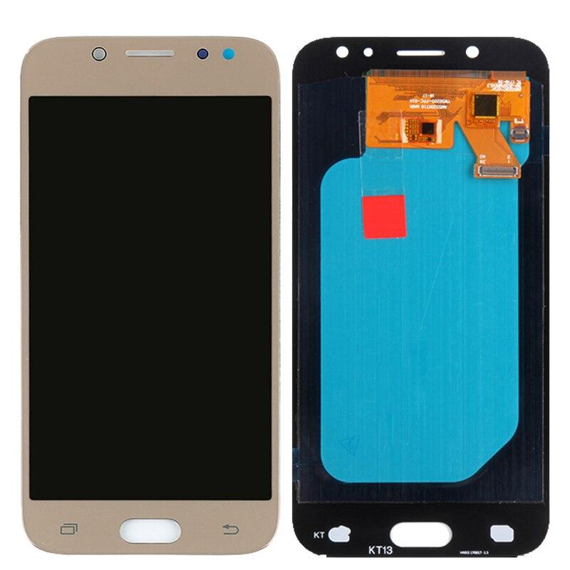 J530F AMOLED affichage d'origine pour Samsung Galaxy J5 2017 J530F écran LCD avec cadre écran tactile assemblage pièces de rechange - 3