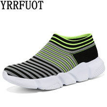 YRRFUOT Women Fashion Sneakers Trend Solf Brand Casual Woman Vulcanized Shoes Moda Mujer 2019 Casual Shoes For Women Slip-On