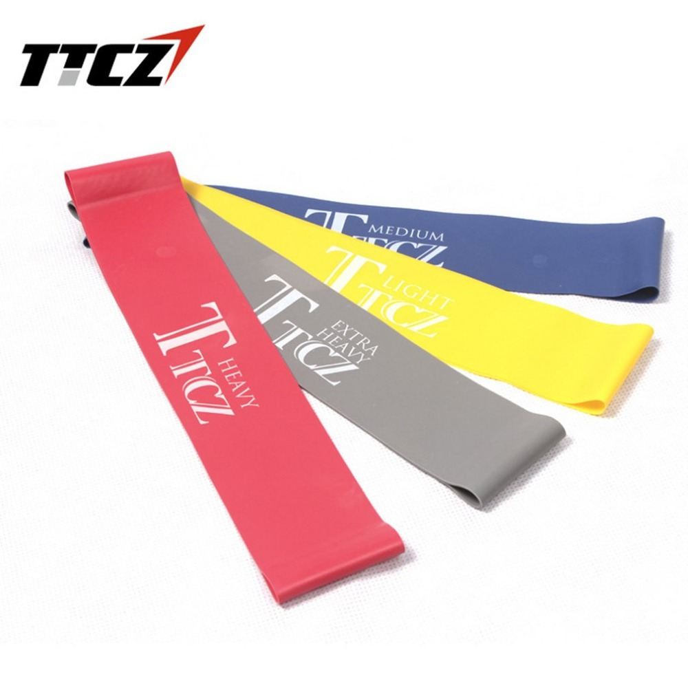 TTCZ Yoga Elastic Tension Resistance Band Exercise Workout